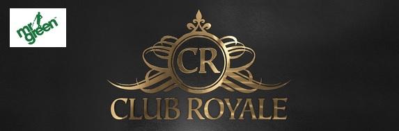 Ny klubb för VIP spelare hos Mr Green - Club Royale