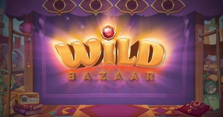 Wild Bazaar Slot en ny spelautomat från NetEnt